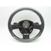 New Genuine OEM 2007-2009 Audi A4 Leather Steering Wheel Tiptronic Shifting
