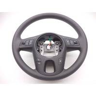 New OEM 2010-13 Kia Forte Steering Wheel - Black