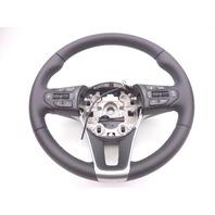 New OEM 2016-2017 Kia Sorento Leather Steering Wheel - Black