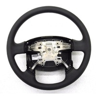 New Genuine OEM 2008-2012 Land Rover LR2 Steering Wheel Black Vinyl Bare