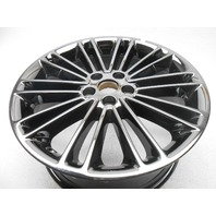 """OEM Ford Fusion 18"""" Wheel Rim 10 Split 20 Spoke Black 2013-2016 Nice!"""