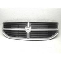 OEM Grille Grill 2007-2010 Dodge Caliber Metallic Silver - No Emblem