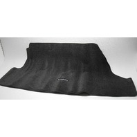 OEM 2007-2012 Toyota Yaris Sedan Trunk Floor Mat Carpet Dark Charcoal
