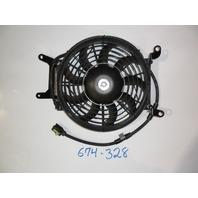 New OEM Condensor Radiator Fan Motor Escort 97-03