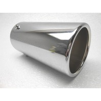 Mitsubishi Galant Chrome Exhaust Tip 2007-2012 OEM New!!