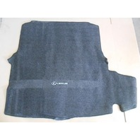 OEM 2013-2014 Lexus IS350 Sedan Rear Trunk Mat Carpet Gray - Nice!