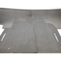 New OEM 2009-2011 Mazda Tribute Floor Mat Set 3 Piece Gray With Logo