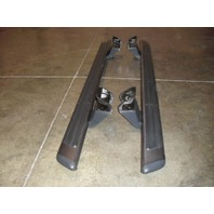 OEM Ford F-150 F150 Running Boards Set Nerf Bars Pair Ext Cab 2009-13