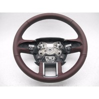 New OEM 2012-15 Land Rover Range Rover Evoque Steering Wheel Cherry Heated!