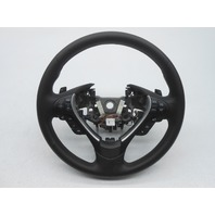 2013-2015 Acura Rdx ILX OEM Black Leather Steering Wheel