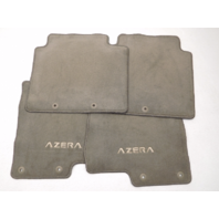 New OEM 2009-2011 Hyundai Azera Brown Floor Mat Set 08140-3L011-A9