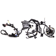 New OEM 2011-2013 Kia Optima HYBrid Fuse Box and Wire Harness - 91200-4U090