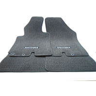 New OEM 2010-2012 Hyundai Santa Fe Floor Mat Set - 08140-2B631-WK/08140-2B631-HZ