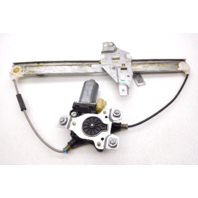 OEM 2000-05 Chevrolet Impala Left Door Window Regulator W/ Motor-Chip/Crack!