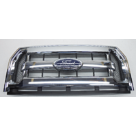 OEM 2015-2016 Ford F150 Front Chrome Grille With Emblem