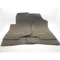 New OEM 2009-2010 Hyundai Elantra GLS Floor Mat Set 08140-2H011-9K