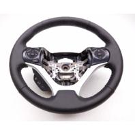 New OEM 2013 Honda Civic Vinyl Steering Wheel-Scuff Scratches!