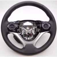 OEM 2012-2015 Honda Civic and CR-V Steering Wheel With Controls - Small Scuffs