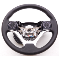 OEM 2012-2015 Honda Civic CR-V Steering Wheel With Controls - Small Impressions