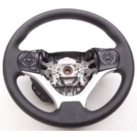 OEM 2012-2015 Honda Civic CR-V Steering Wheel With Controls - Small Trim Scratch