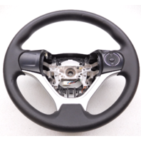 OEM 2012-2015 Honda Civic CR-V Steering Wheel With Controls - Dents In Vinyl