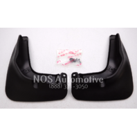 New Old Stock 2004-2006 Kia Amanti Rear Black Mudguards Mud Flaps P8460-3F500