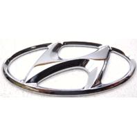 New OEM 2005-2006 Hyundai Santa Fe Lift Gate Emblem - 86353-26200