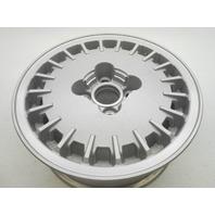 NOS OEM Toyota Cressida 15x6 Wheel Rim Alloy Silver 42611-22340