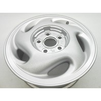 NOS Genuine OEM Toyota Previa 15x6 Left Wheel Rim Alloy Silver 42611-0W050