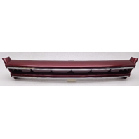 New Old Stock Toyota Previa Front Grille Insert Burgundy, Chrome Scratches