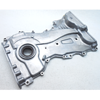 New OEM 2012 Hyundai Santa Fe 2011 Kia Optima Timing Chain Cover - 21350-2G004