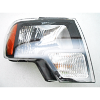 OEM 2009-2014 Ford F-150 Right Smoke Trim Halogen Headlamp-Peg Repair AA016654