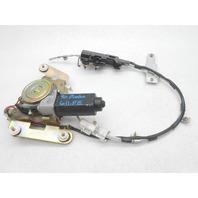 New OEM 1989-92 Ford Escort Seat Belt Motor Only. Damaged Plug or Mount.