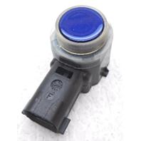New OEM 2013-2016 Lincoln MKS Rear Parking Assist Sensors Blue (Set Of 2)