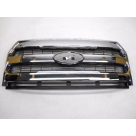 OEM 2015-2016 Ford F150 King Ranch Front Grille Chrome - No Camera