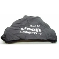 New OEM 2002-2007 Jeep Liberty Spare Tire Cover Small Cut