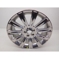 OEM Lincoln MKS MKX Wheel 20X8.5 Aluminum Polished Chrome 11 Spoke BA5Z-1007-B