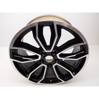 OEM Ford Mustang Wheel 19x8.5 Machined Edge Painted 5 Split Y Spoke DR33-1007-FA