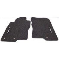 New OEM 2011-2015 Nissan Xterra Complete 3-Piece Floor Mat Set Charcoal