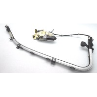 New Old Stock Ford Escort 2-Door Left Driver Side Seat Belt Track With Motor
