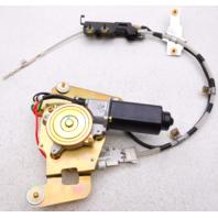 OEM Ford Probe Passenger Side Seat Belt Motor w/o Track F72Z-61610D44-B