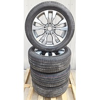 """OEM Mercedes Benz 2016 Gle-Class 20"""" Wheel Rims and Tires Set Of 4"""