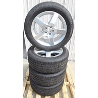 OEM 2012-2015 Mercedes Benz ML-Class 19X8.5 Wheel Rims and Tires Set Of 4