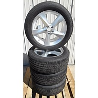 OEM 2016 Mercedes Benz Gle-Class 19X8.5 Wheel Rims and Tires Set Of 4