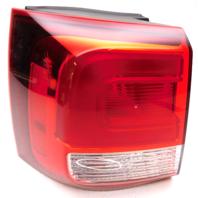 OEM Kia Sorento Left Driver Quarter Non-LED Tail Light Tail Lamp-Lens Crack