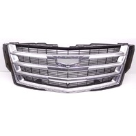 OEM Cadillac Escalade Upper Front Grille Bare No Camera/Emblem-Scratches