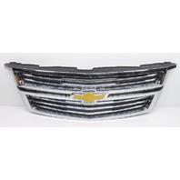 OEM Chevrolet Tahoe Suburban W/O LTZ Front Grille Chrome W/ Emblem-Deep Scratchs