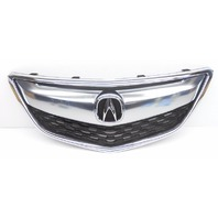 OEM Acura MDX Adaptive Cruise No Radar Front Upper Grille W/ Emblem-Scratches