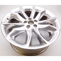 OEM Ford Explorer 20 inch Aluminum Wheel Rim With TPMS Curb Scratches
