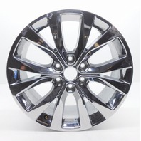 OEM Ford F-150 F150 Pickup 12 Spoke Wheel Rim Chrome 20x8.5 6 lug-Scratches